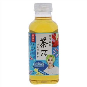 农夫山泉茶π果味茶饮料柠檬红茶500ml*15瓶整箱图片
